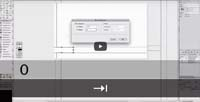 Drafting a flat using VectorWorks