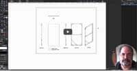 Vectorworks Classes, Layers, Viewports, 3D Flat