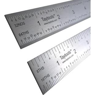 Precision Rulers