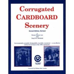 Corrugated Cardboard Scenery