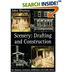 Scenery: Drafting and Construction for Theatres, Museums, Exhibitions and Trade Shows (Theatre Arts