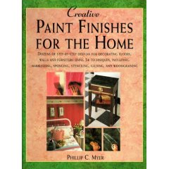 Creative Paint Finishes for the Home (Hardcover)