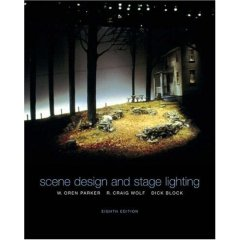 Scene Design and Stage Lighting (with InfoTrac )
