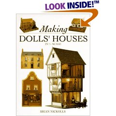 Making Dolls' Houses in 1/12 Scale (Paperback)