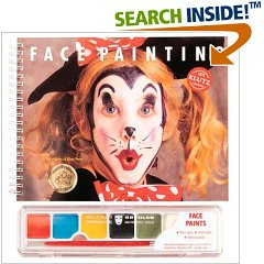 Face Painting (Spiral-bound)