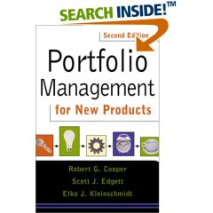 Portfolio Management for New Productss