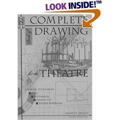 Complete Book of Drawing for the Theatre, The (Plastic Comb)