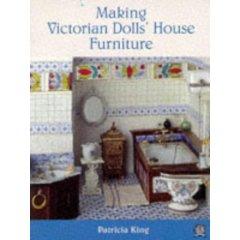 Making Victorian Dolls' House Furniture (Paperback)